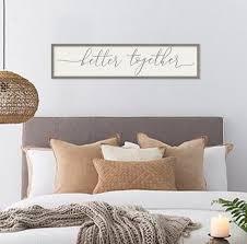 master bedroom wall decor better