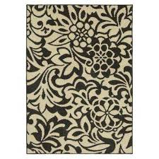 simpatico earth gray starch 7 ft x 10 ft area rug