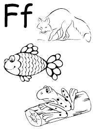 Letter B Coloring Page F Coloring Sheets F Coloring Pages Letter F
