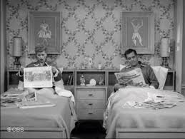 U201cLucy Is Enviousu201d (S3;E23) Opens With Lucy And Ricky Reading The Papers In  Bed.