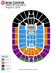 Bok Concert Seating Chart Events Bok Center