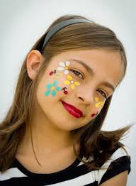 flower makeup ideas fresh 16 cute and easy face makeup ideas for kids