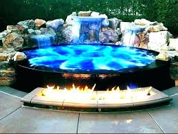 in ground jacuzzi. In Ground Jacuzzi Ideas Hot Tub Covers Tubs A