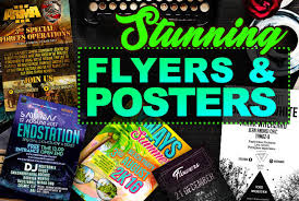 Flyers Formats Design Stunning Flyers Posters Brochures In All Formats