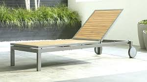 crate and barrel patio furniture. Crate And Barrel Chaise Lounge Alfresco Patio Furniture Natural . Outdoor E