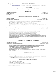 Restaurant Resume Template Resume Examples For Restaurant Server Templates Busser Template 15