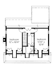 Creole Cottage   William H  Phillips   Southern Living House PlansPlan Details
