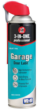 squeaky garage door3inOne Products by WD40 Company