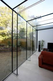 glass box extension