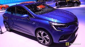 2020 renault clio rs line exterior and interior walkaround 2019 geneva motor show