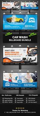 Design A Billboard Online Free Car Billboard Graphics Designs Templates From Graphicriver