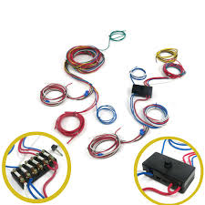 fuse box wire harness for 48 and earlier desoto complete period fuse box wire harness for 48 and earlier desoto complete period correct 12v 53t