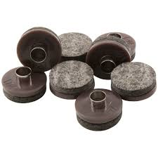 Heavy Duty Felt Pads for Wood Furniture and Hard Surfaces