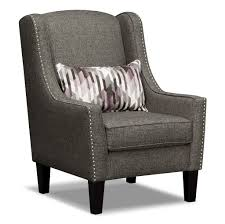 Leather Accent Chairs For Living Room Furniture Leather Accent Chair With Diamond Stitching Important