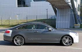 Yes, the car we spotted was in camouflage, but we hope to see more changes that make it a lot more desirable. 2020 Mercedes Benz E Class Coupe Top Speed