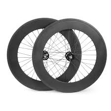 700c carbon bike 88mm clincher wheels track wheel fixed 32 32 holes gear bicycle sportinggoods
