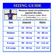 Equifit Shoulders Back Size Chart Unisex Prolineonline Deluxe Posture Brace Brings Results