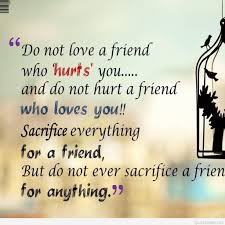 Beautiful Quotes On Friendship Love And Life