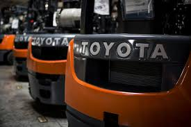 Forklift Classifications Chart Types Of Forklifts And Classes Of Forklifts Toyota Forklifts