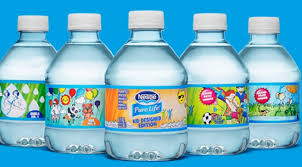 Nestle Waters North America Nestle Waters Pays Big To Close Critical Us Recycling Gap