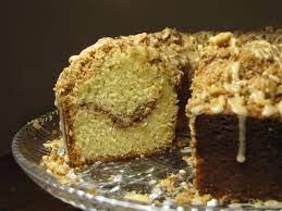 The sour cream coffee cake recipe calls for over a cup of sour cream. Sour Cream Coffee Cake Flourpants