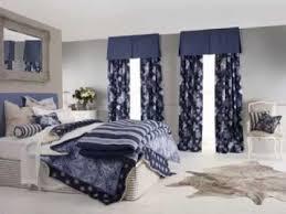 Navy blue bedroom decorating ideas
