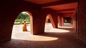 Arch Design Terracotta School Of Dancing Arches By Samira Rathod Design