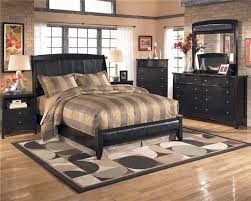 Bedroom Awesome Bedroom Design With Black Queen Size Bed Frame And