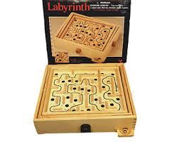 Wooden Maze Games Wooden maze game Etsy 93