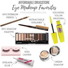 my favorite makeup finds see my list of affordable s that work as good