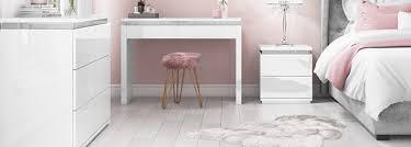 White bedroom furniture Ikea Gabriella White Collection Furniture ...