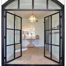 glass double front door. Steel And Glass Double Front Doors Door