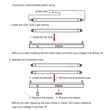 Wiring Fluorescent Lights To Led Wiring Diagram For Led Lantern Wiring Diagram