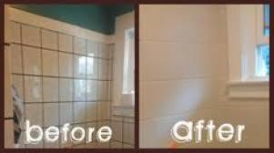 can i paint bathroom tile. Painting Over Bathroom Tile Amazing On Inside Can You Paint A Tub Surround. Coating Is Now Lifting From The 14 I E