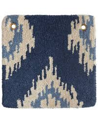 deal alert ikat diamond rug swatch navy really encourage blue for 17