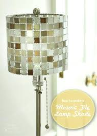 mosaic light fixtures mosaic bathroom light fixtures
