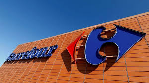 By the end of 2013 , carrefour operates 236 hypermarkets in 73 cities in china, with 60,000 employees. French Giant Carrefour Poised To Quit China With Majority Stake Sale