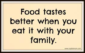 Food And Togetherness Quotes Quotes Gallery