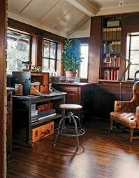 cool home office ideas retro. Home Office Design Interior From Simple Vintage Furniture, Cool Ideas Retro T