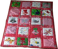 Baby's Cot Quilt by Quilt Affair & baby's cot quilt Adamdwight.com