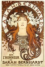 Art Nouveau Poster Designers How Alphonse Muchas Art Nouveau Posters Turned Printmaking