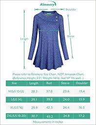 Soft Surroundings Size Chart Lightweight Sweatshirts For Women Kimmery Casual Button