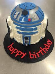 Birthday Cake Star Wars Divine Cakes
