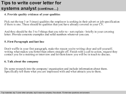 System Analyst Cover Letter Simple Procedures To Pen Down A Good Essay Speedy Essay