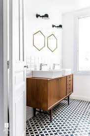 mid century modern bathroom vanity. how a mid-century chandelier can elevate your living room decor. bathroom mirror cabinetbathroom mid century modern vanity u