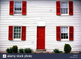 red front door white house. Red Front Door White House This Is A Close Up Of With Behr Colors: Full S