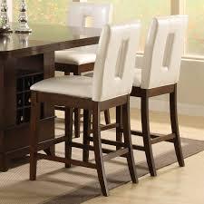 bar height rectangular table and chair