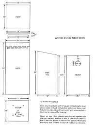 build wood duck box how to a amazing diy woodworking