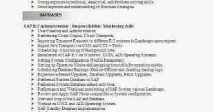 sap fico resume sample resume sap seangarrette codownloadsapresumeformat sap  consultant resume samples sap fico resume Free