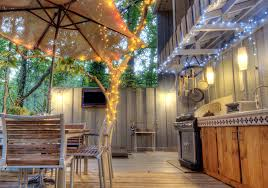 outdoor kitchen lighting. String Lights Easy And Charming Outdoor Kitchens Are Getting More Kitchen Lighting T